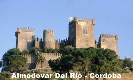 Almodovar Del Rio - Cordoba.Modern Town House for Rent in Historic Village