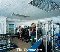 Port St Charles. The Gym